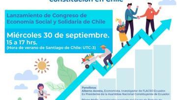 Conversatorio: Procesos legislativos de Economía Social y Solidaria en América Latina